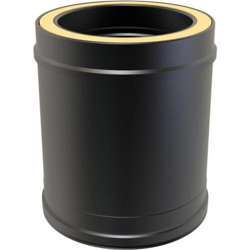 Black TWPro 250mm Length 125mm