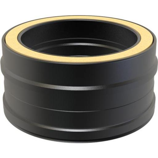 Black TWPro 100mm Length 125mm